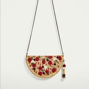 Handbags - Zara Pizza Handbag